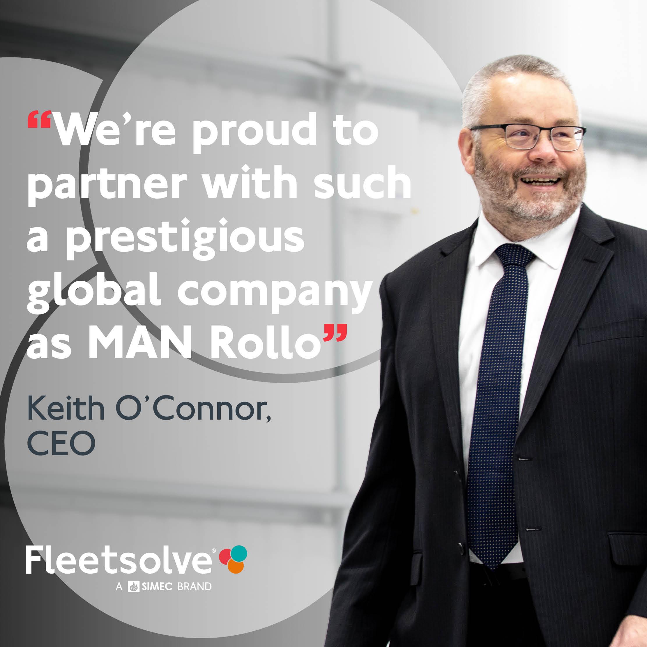 Keith quote Fleetsolve
