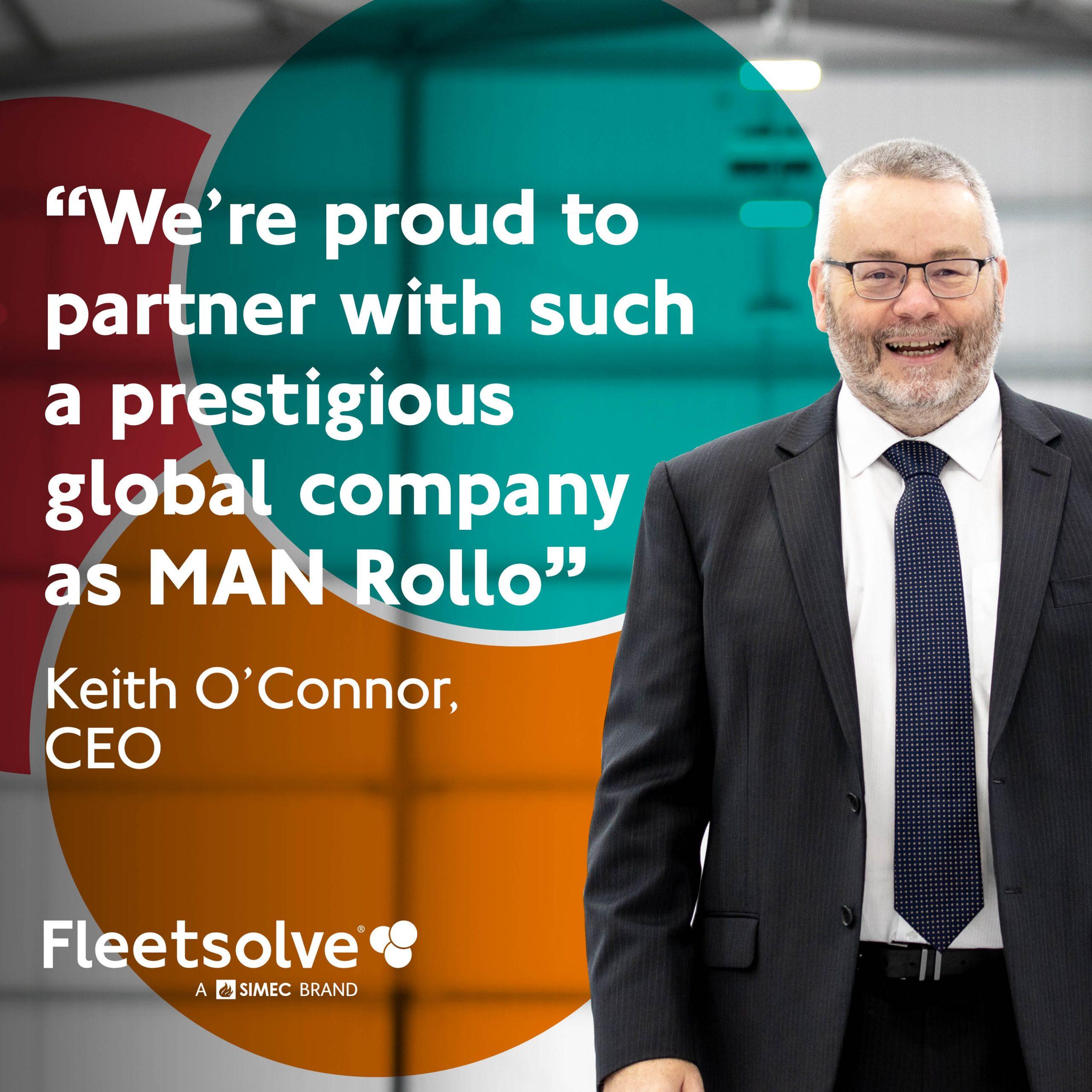 Keith Fleetsolve